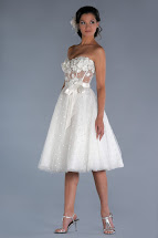 Short Wedding Dresses for Women