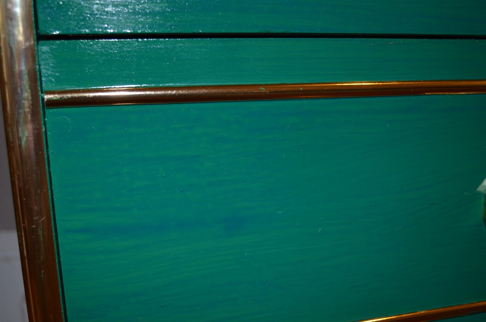 Stella lane designs emerald dresser how to paint - How to mix emerald green paint ...