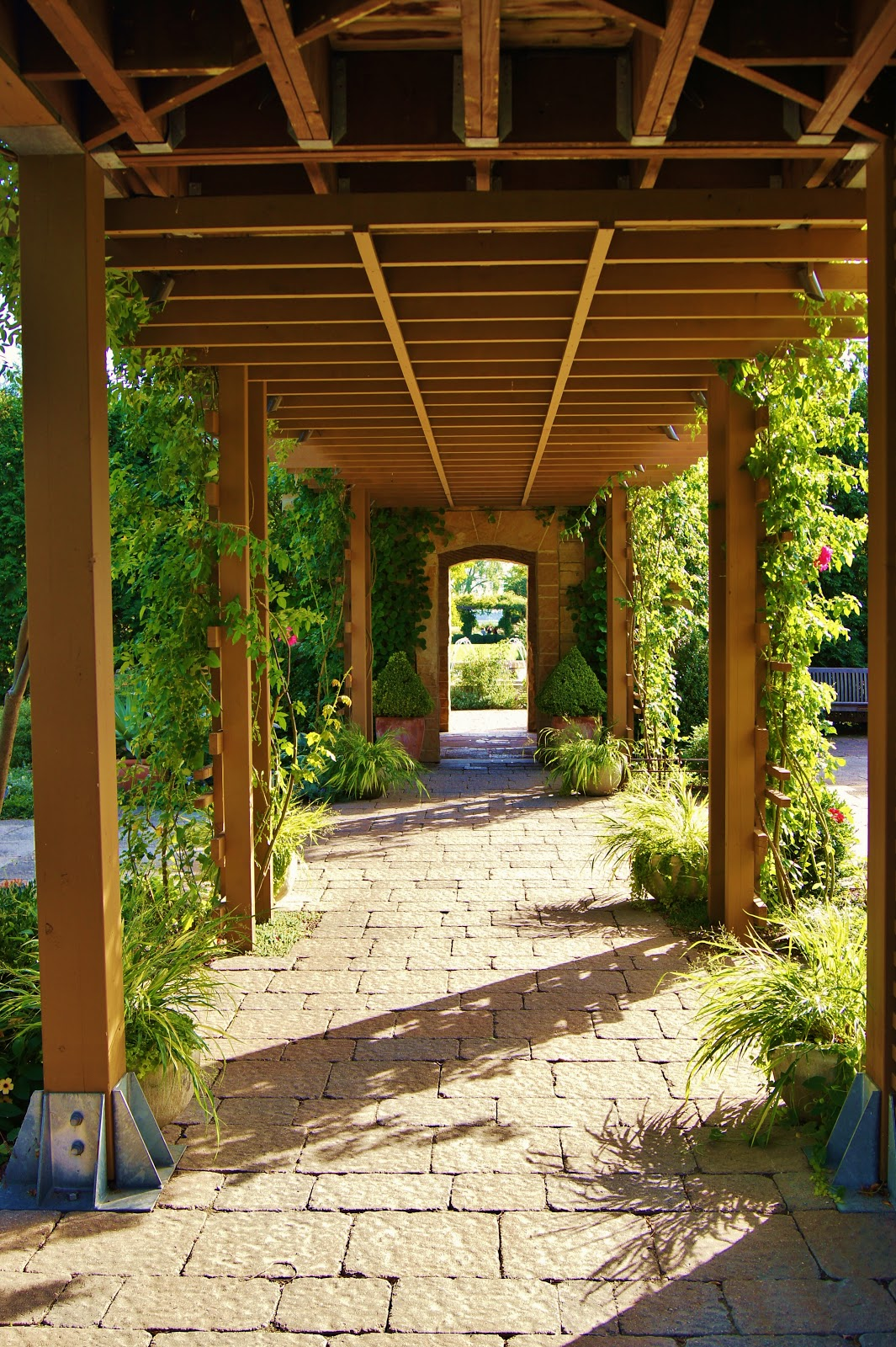 Collections by Carol: Olbrich Gardens - Madison - Wisconsin