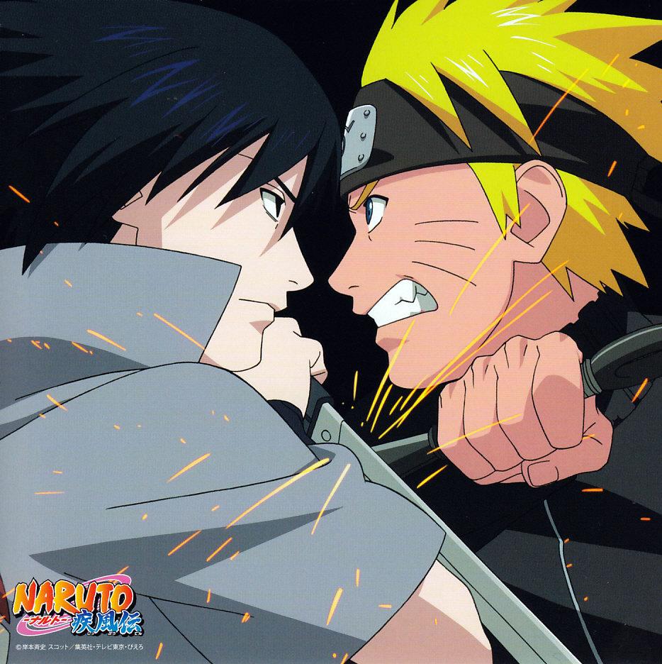 Naruto shippuden the chosen one a diary of minato - Naruto as sasuke ...