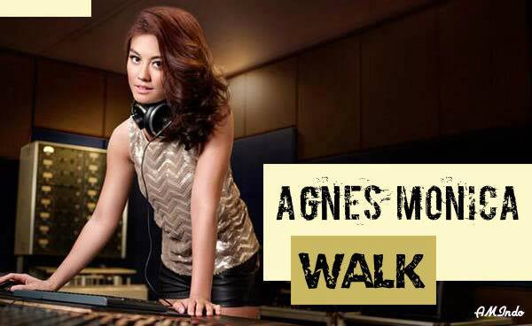 Download Lagu Agnes Monica – Walk | OST Iklan Simpati Terbaru 2013