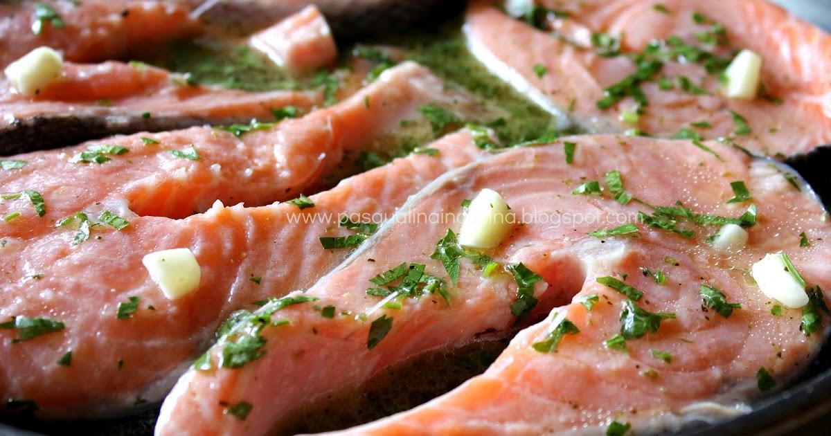 Pasqualina in cucina: Il salmone in padella di Rosa