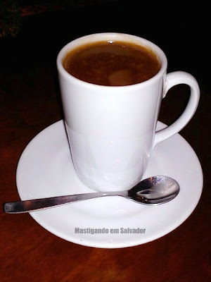Vivagula!: Chocolate Quente