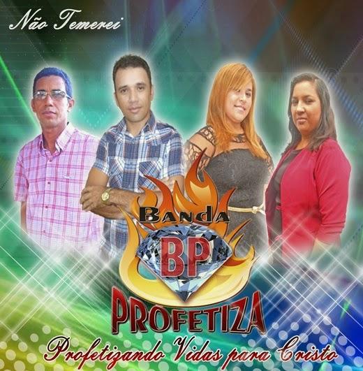 LANÇAMENTO DO CD DA BANDA PROFETIZA NO DIA 06 DE JUNHO: LOCAL: BATISTA SHALOM DE URBANO SANTOS