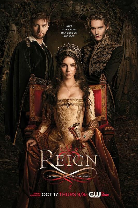 Bí Mât Vương Triều - Reign Season 1