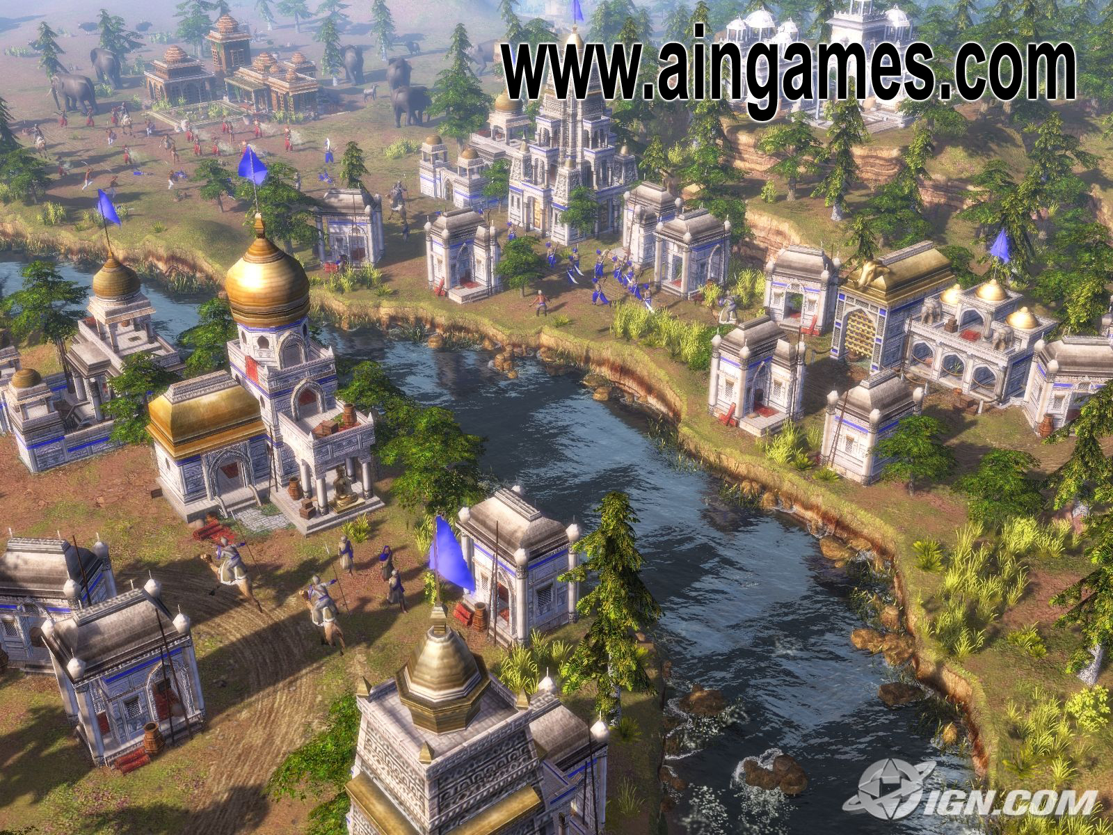Age Of Empires Asian Dynasty – Sent By Andrew Segal ...
