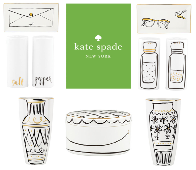 Design Maze: Kate Spade Giveaway Winner + Inspirations For