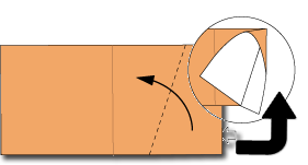 Cara Membuat Origami Monyet