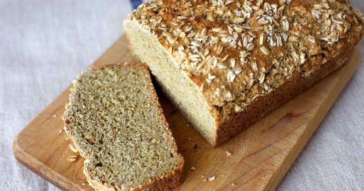 The Flour Sack: Oat Soda Bread