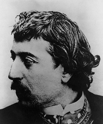Fotografía de Gauguin