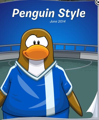 Club Penguin June 2014 Penguin Style Catalog Cheats