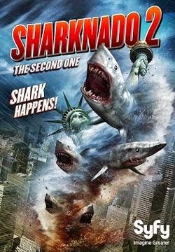 descargar Sharknado 2 en Español Latino