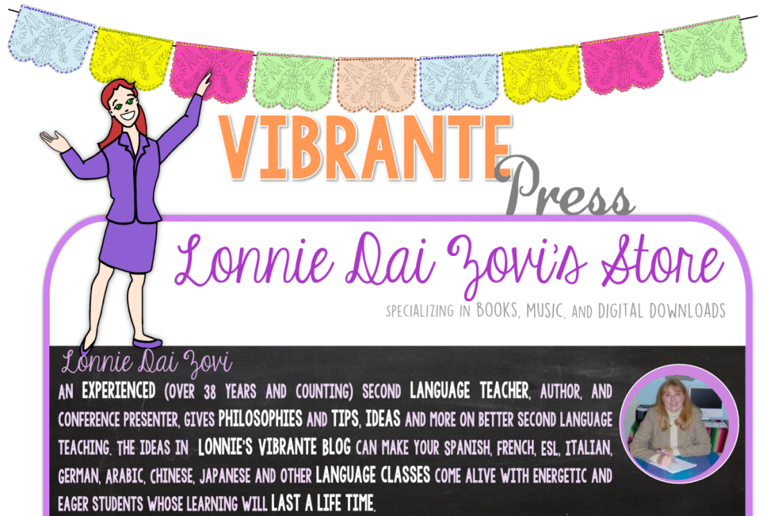 Lonnie's Vibrante Blog