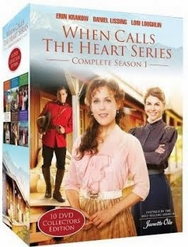 Giveaway Season 1 of When Calls the Heart