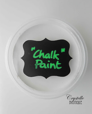 Chalk Paint Tutorial Thursdays