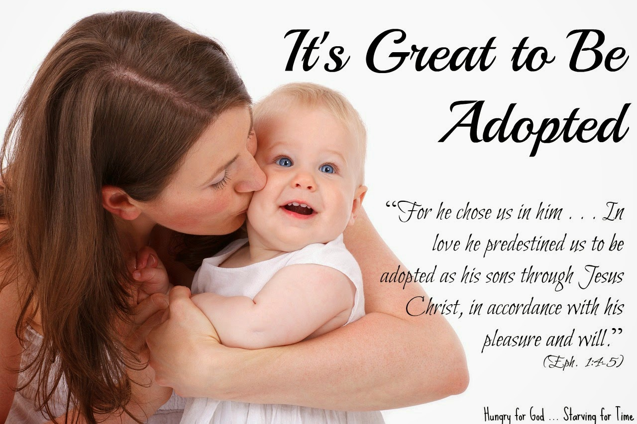 how to make an adopted child feel at secure