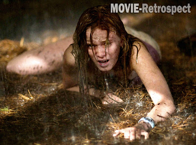 Sara Paxton is attacked, raped and left for dead in the 2009 remake of The Last House on the Left