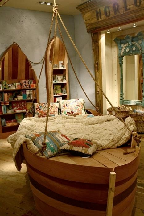 10 camas originales que te gustar a tener en tu dormitorio - Dormitorios originales ...
