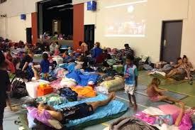 Evacuados por ciclon Ita en norte de Australia, 11 de Abril 2014