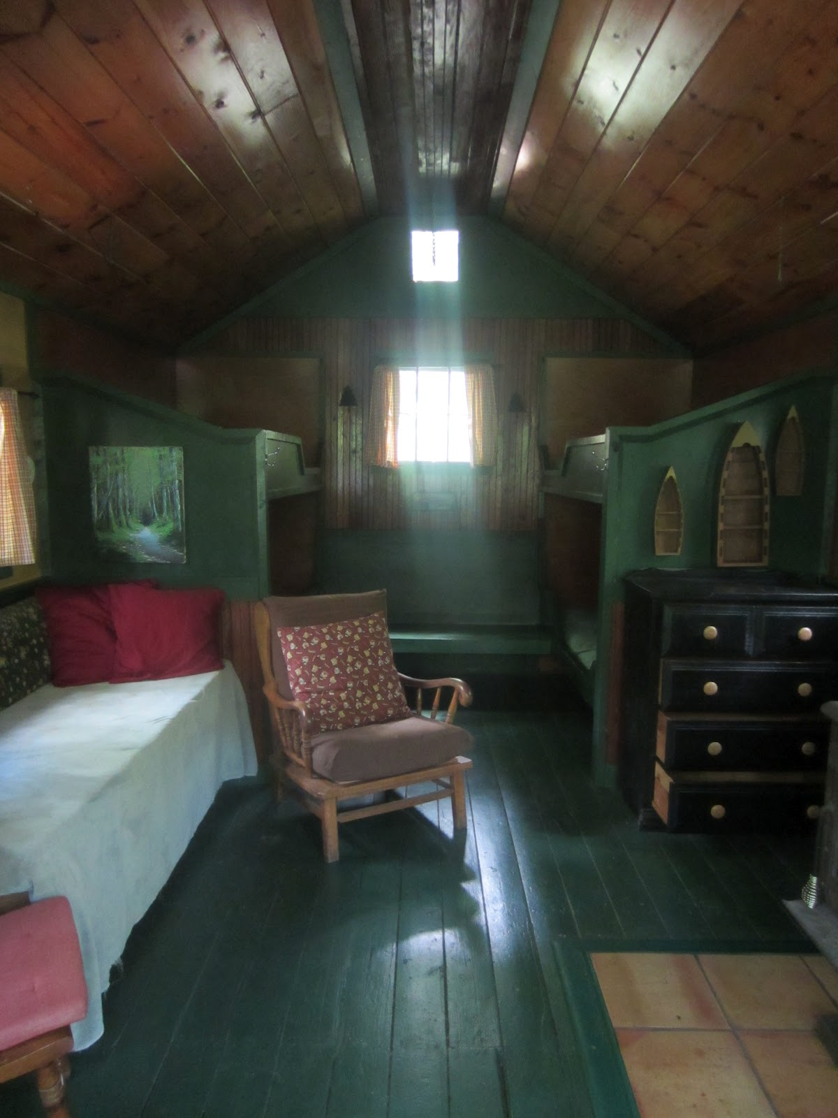 relaxshacks com tiny house log cabin in the woods of