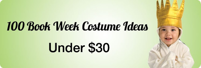 Click on the image to shop costumes under $30!  sc 1 st  Inside The Costume Box & Inside The Costume Box: 100 Kids Book Week Costume Ideas Under $30