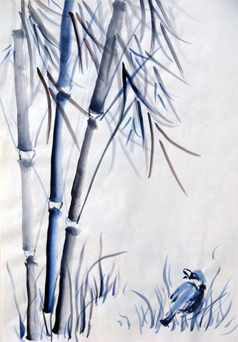 Bamboo Drawings2