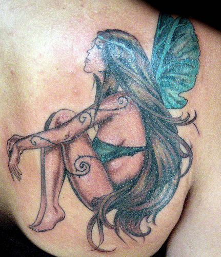 Fairy tattoo images