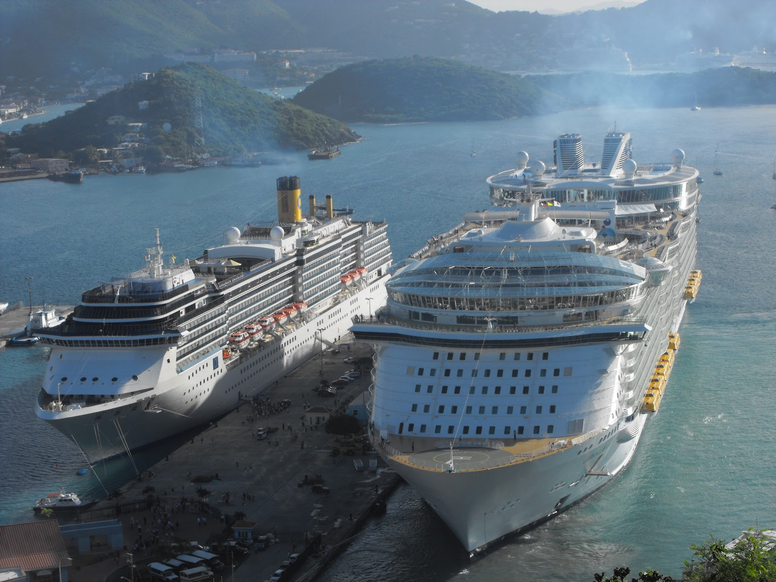 The World Largest Cruise Ship
