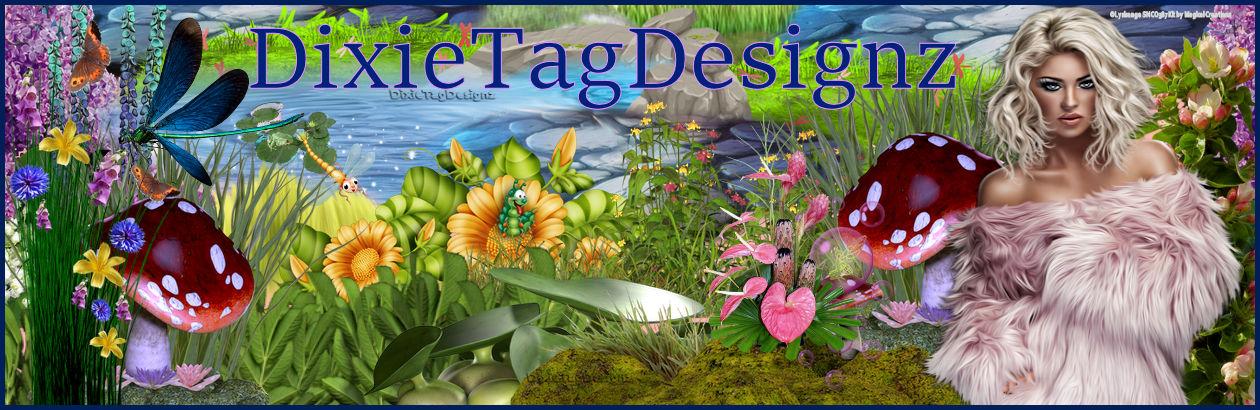 Dixie Tag Designz