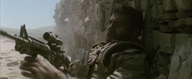 Hình ảnh phim Bức Tường Cuối Cùng
