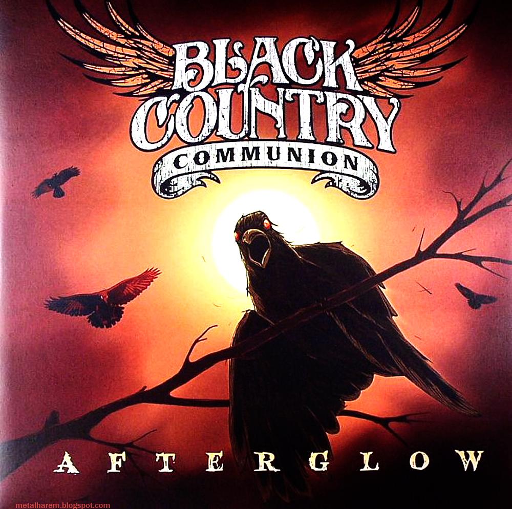 Metal Harem - Album Review: Black Country Communion ...