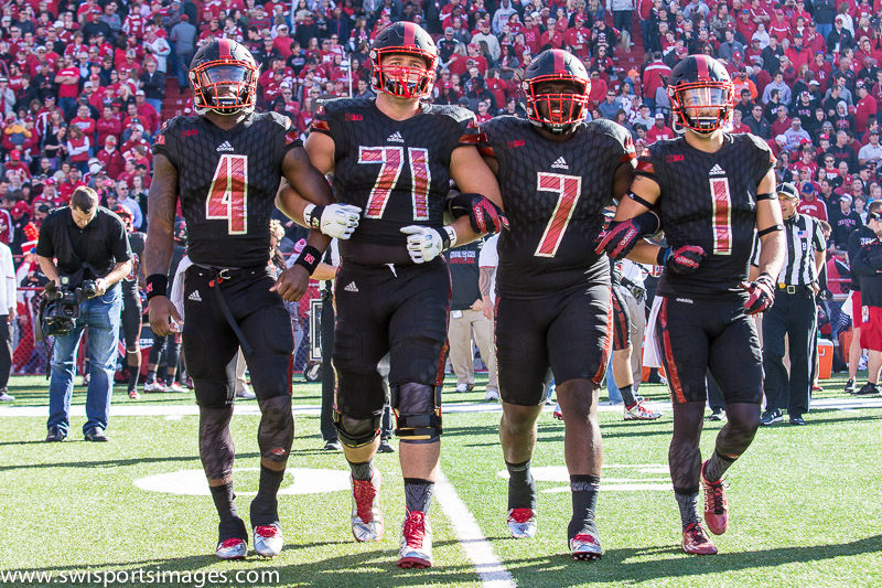 "Nebraska Cornhuskers Unveil ""Blackshirts"" Alternate ..."