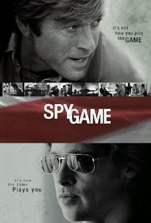 tony scott, spy game