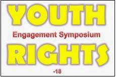 Kawartha Lakes Youth Engagement Symposium Rights poster