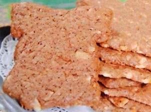Resep Molasses Cookies
