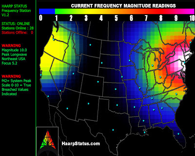 The End Times Forecaster: ALERT: Hurricane Sandy--HAARPing ...