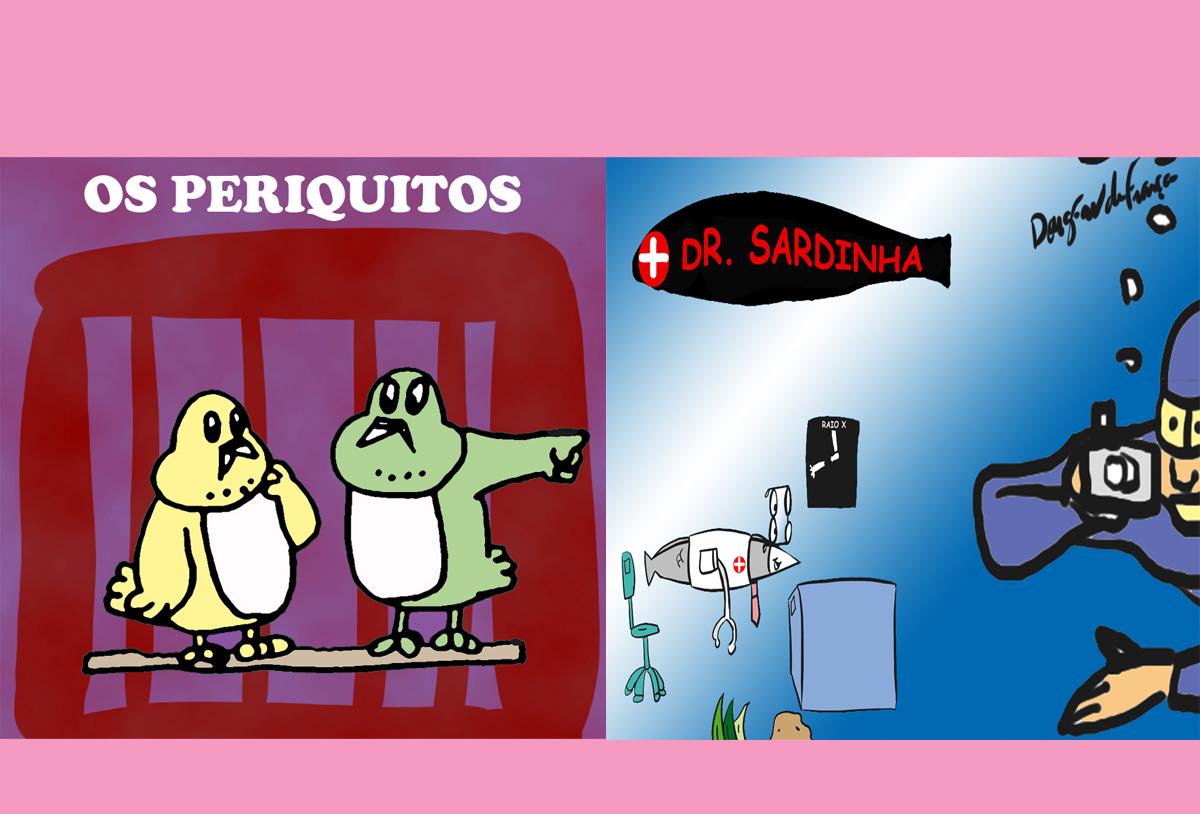 OS PERIQUITOS & DR. SARDINHA
