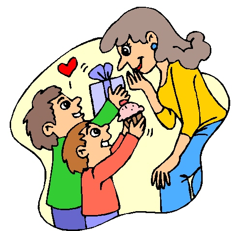 Art craft mother 39 s day clip art - One of your students left their book on the table ...