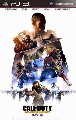 Call of Duty: Advanced Warfare – Havoc DLC – PS3
