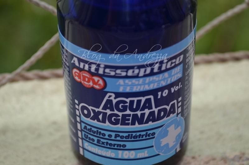 Tag Agua Oxigenada Para Os Dentes