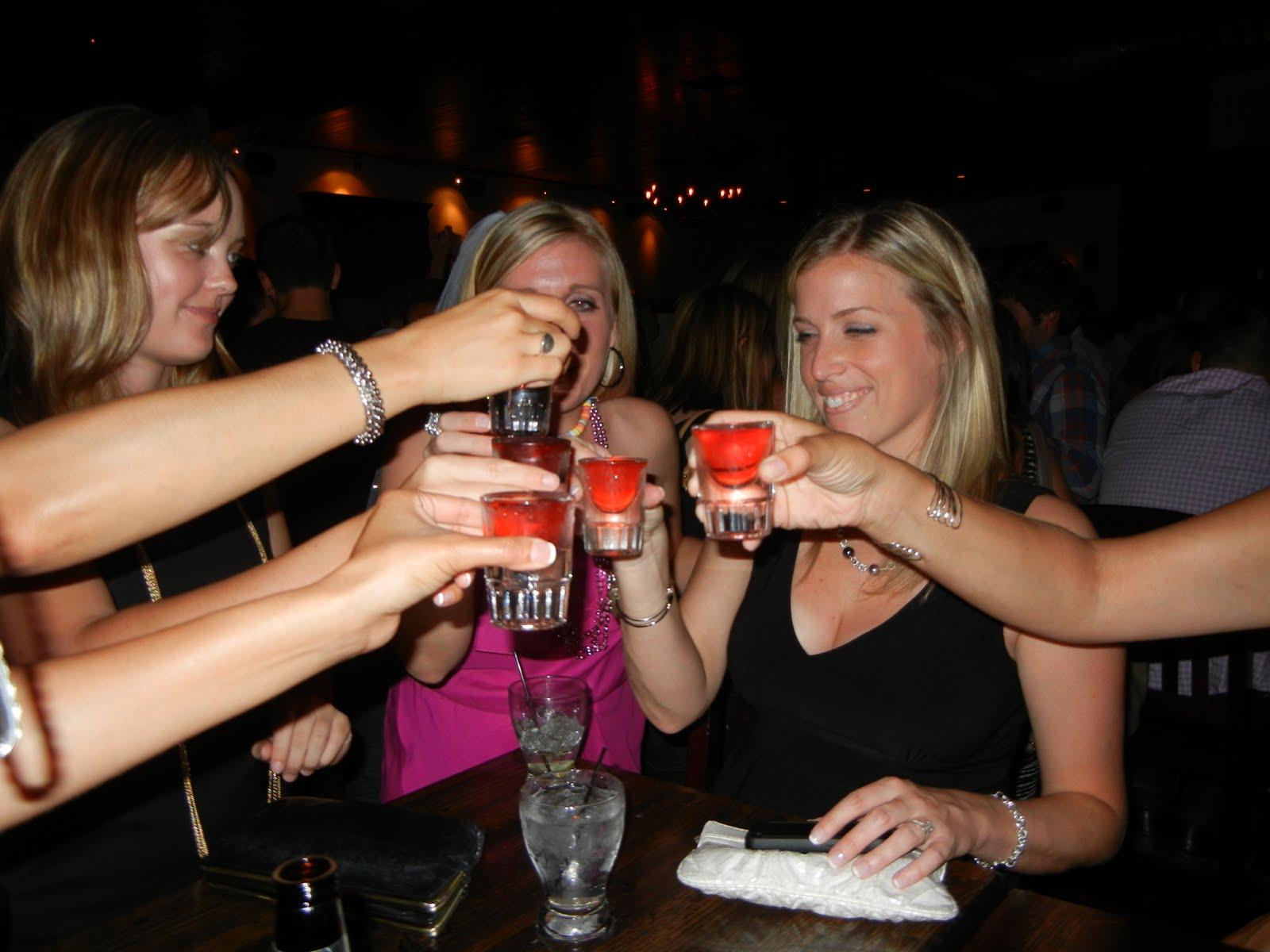 Fun Drinking Games Taking Shots