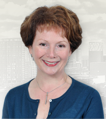 Hazel Blears, MP for Salford and Eccles