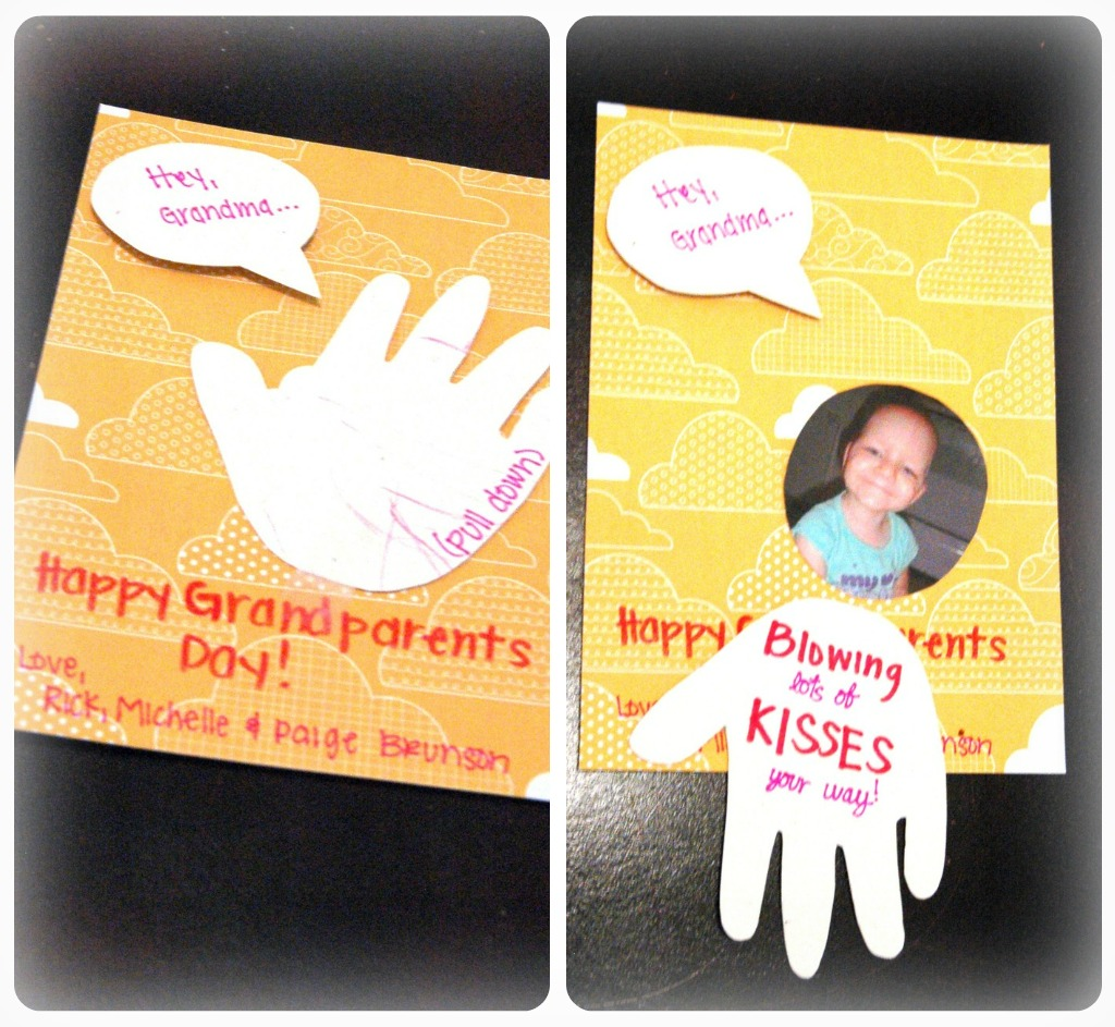 Trust Me, I'm a Mom: Grandparents Day Gift Idea