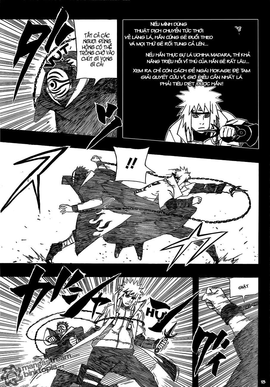 Naruto chap 502 Trang 12 - Mangak.info