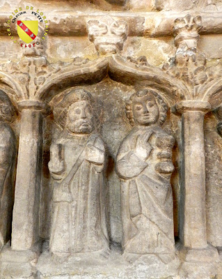 Contrexéville - Retable des Douze Apôtres