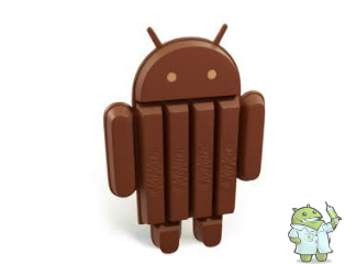 Versões do Android: Kit Kat