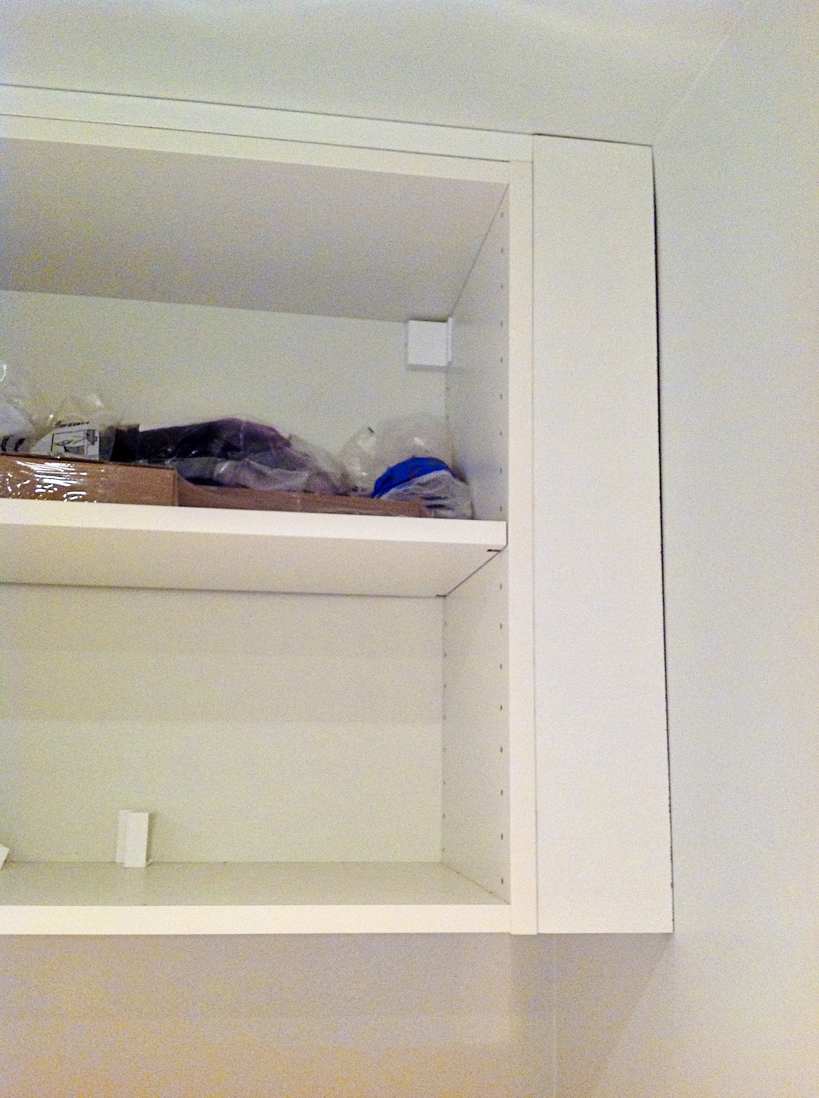 Genial How To Make Cabinets Look Built In (and DIY Ikea PAX Filler Panels)