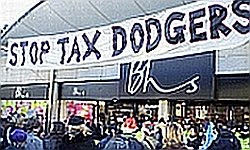 US UNCUT - STOP TAX DODGERS