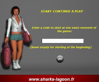 Shark Lagoon Babysitting Walkthrough