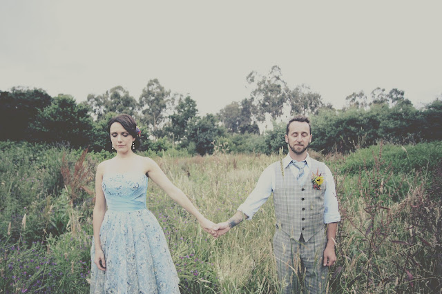 melbourne bush wedding